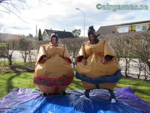 sumobrottning sumodräkt sumo