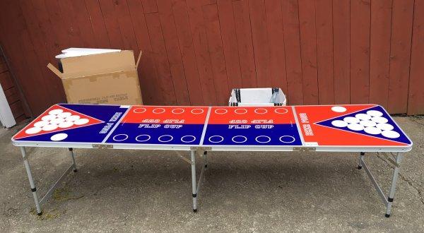 Beer pong – Ölpingis